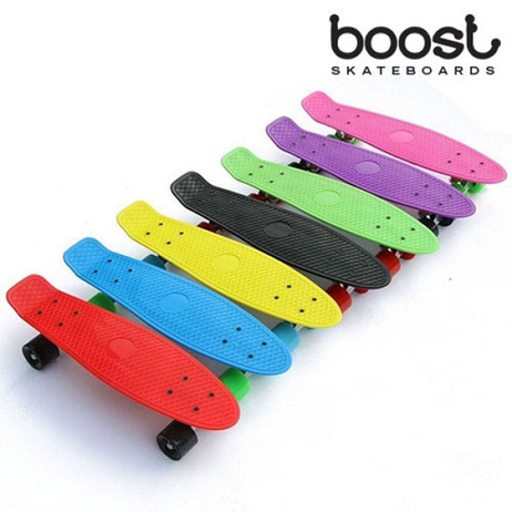 BOOST-BOARD™ PennyBoard Fish SKATEBOARD  – Bild 3