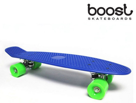 BOOST-BOARD™ PennyBoard Fish SKATEBOARD  – Bild 8