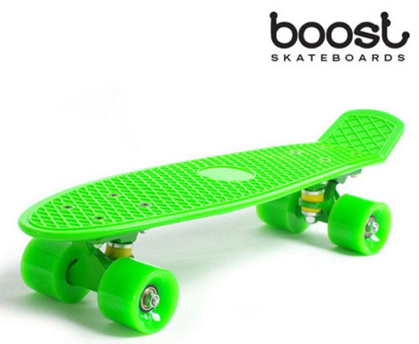 BOOST-BOARD™ PennyBoard Fish SKATEBOARD  – Bild 7