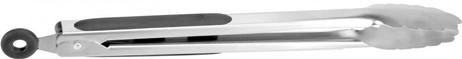 GRILLZANGE Grillwender Edelstahl 34cm – Bild 4
