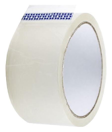 6 Stk. Packband KLEBEBAND für Kartonschachteln etc. 60m 50mm transparent  – Bild 2