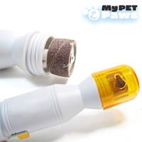 My Pet Paws NAGELFEILE für Haustiere wie Hunde, Katzen, Nagetiere …