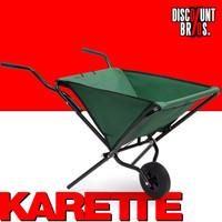 Garette KARRETTE Schubkarre faltbar
