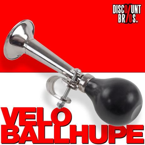 Velohupe HUPE Nostalgie BALLHUPE für Fahrrad Motorrad Oldtimer – Bild 1