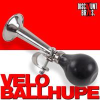Velohupe HUPE Nostalgie BALLHUPE für Fahrrad Motorrad Oldtimer