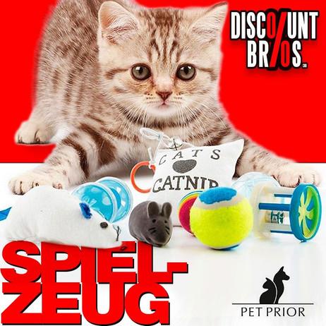 SPIELZEUG für KATZEN Katzenspielzeug – Bild 1