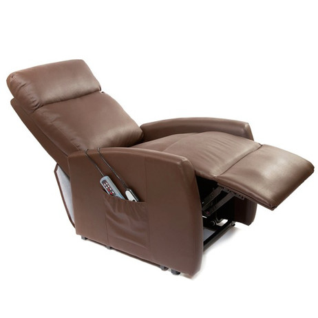 Massage SOFA Sessel mit Hebefunktion Compact 6008  – Bild 2