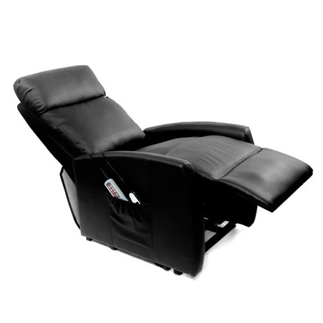 Massage SOFA Sessel mit Hebefunktion Compact 6009  – Bild 5