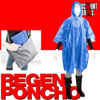 REGENPONCHO Regenschutz Pelerine Regenumhang 001