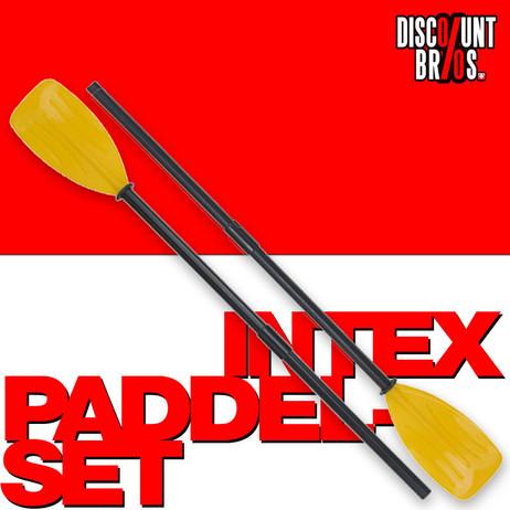 Intex PADDEL-SET Ruderset 122cm