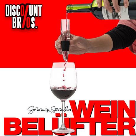 Refined Summum Sommelier WEINBELÜFTER Weindekanter – Bild 1