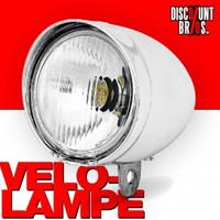 Retro-Design VELOLICHT Fahrrad Velolampe Frontscheinwerfer