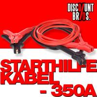 STARTHILFEKABEL 350 Ampere 25 qmm 3,5 Meter TÜV/GS