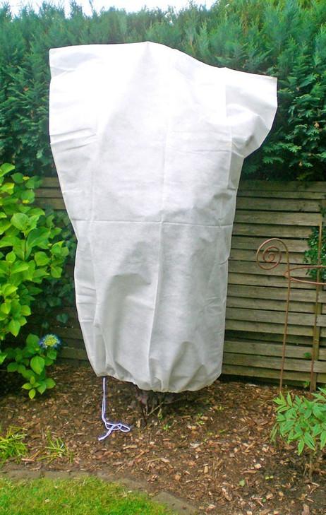 Gartenvlies ABDECKVLIES Pflanzenschutzsack 110×150cm – Bild 2