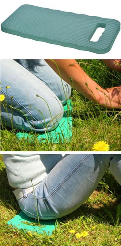 Knieunterlage POLSTERMATTE Knieschoner Kniekissen für die Gartenarbeit – Bild 2