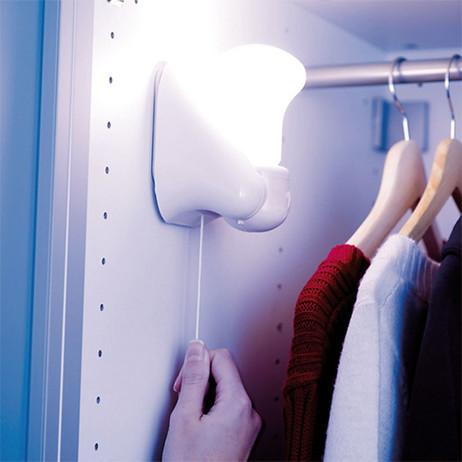 easy!maxx Kabellose Flexible LED LAMPE 4er-Set – Bild 4