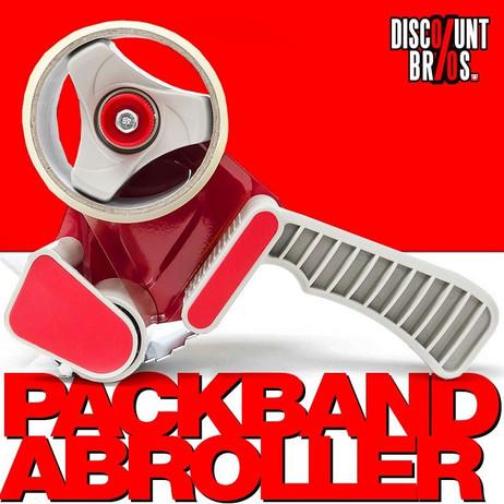 Packbandabroller KLEBEBANDABROLLER Paketbandabroller Handabroller  – Bild 1