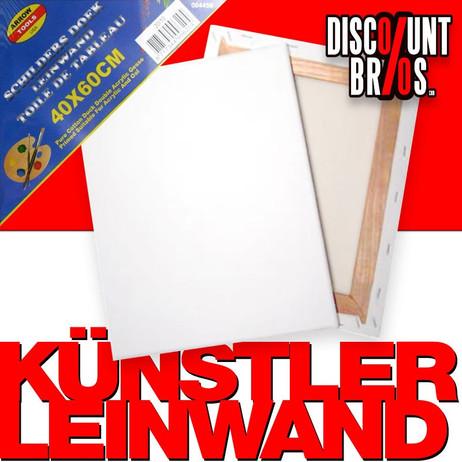 Künstler LEINWAND grundiert für Kunstmaler 40×60cm – Bild 1