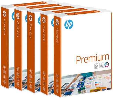 500 Blatt HP CHP852 Premium KOPIERPAPIER Inkjet-Papier, A4 90g/m², beidseitig matt (ehemals CHP235 & Bright White CHP1825A) – Bild 3