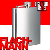 FLACHMANN aus Edelstahl 200ml