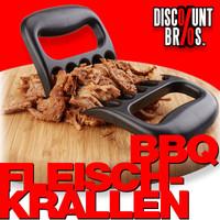 BBQ-GRILL Fleischkrallen 2er Set