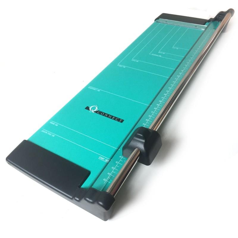 Papierschneider PAPIER-SCHNEIDEMASCHINE A3 Roll-Schneidemaschine Schnittlänge 450mm