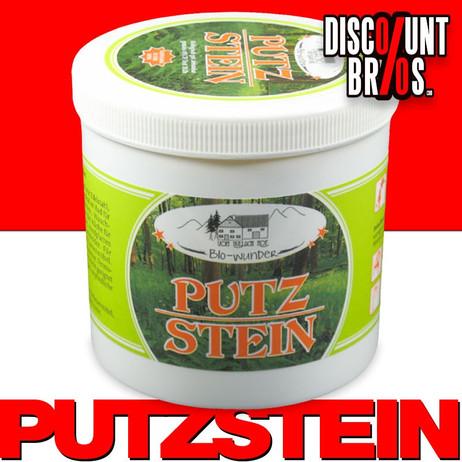 Pullach Hof Biowunder PUTZSTEIN mit Schwamm 1000g – Bild 1