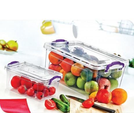8 Liter Multi BOX Aufbewahrungsbox mit Deckel VORRATSDOSE Frischhaltedose – Bild 3