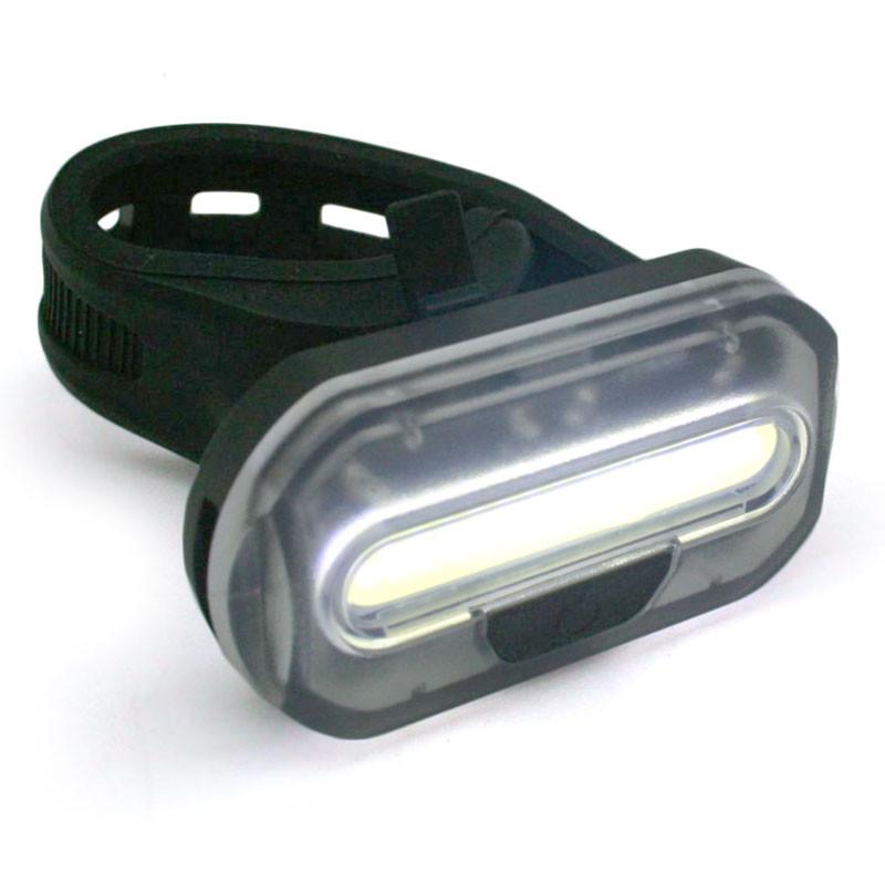 COB LED VELOLICHT Fahrrad Frontlicht und Rücklicht