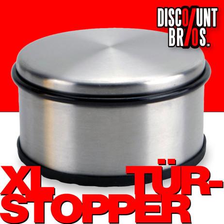 XL TÜRSTOPPER Edelstahl – Bild 1