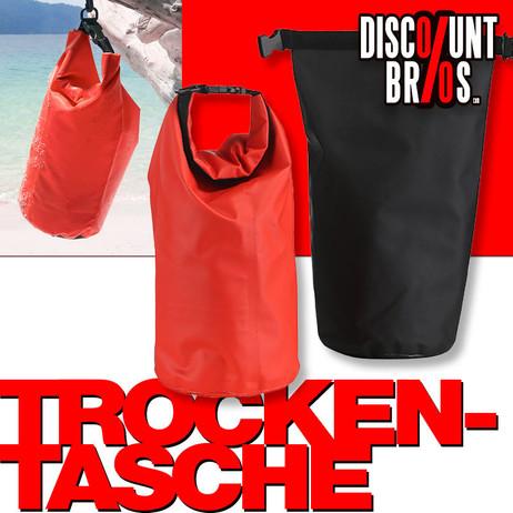 10l Trockentasche wasserdichte BADETASCHE Dry Bag Schwimmbeutel Beutel Sack Seesack