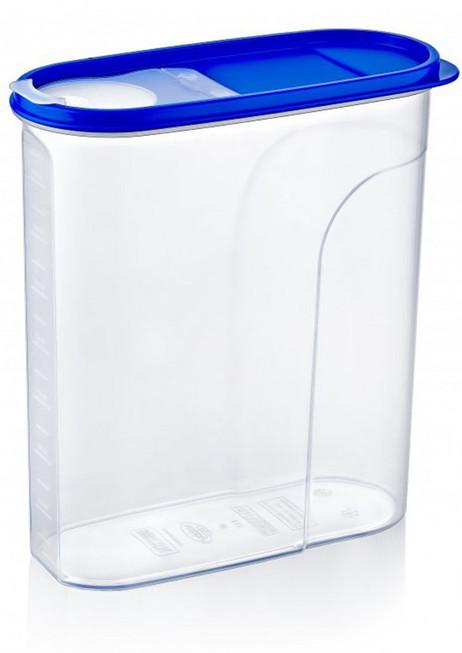 2,4 Liter XL SCHÜTTDOSE Vorratsbehälter Cerealien Box Aufbewahrungsbox VORRATSDOSE Frischhaltedose – Bild 7