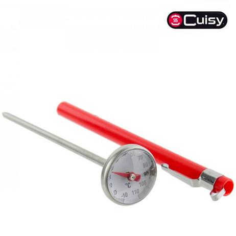 Edelstahl BRATEN THERMOMETER Koch- Backofen- Grill- Fleisch- Milch- Thermometer CUISY – Bild 3