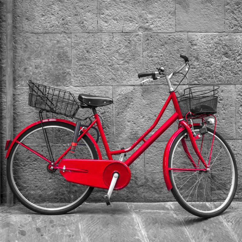 Veloschloss Fahrrad BÜGELSCHLOSS mit Rahmenhalterung 30×19×3cm