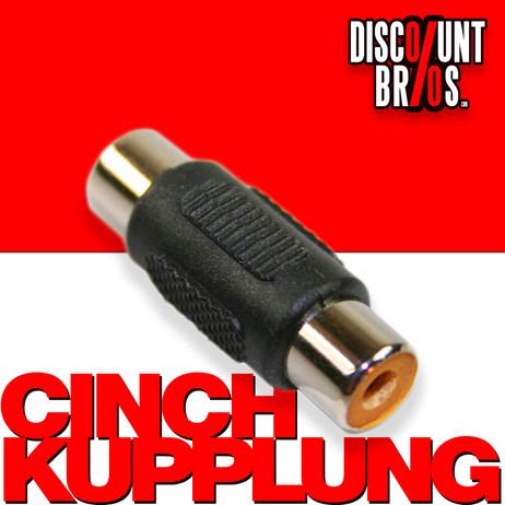 CINCH KUPPLUNG Adapter – Bild 1