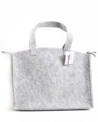 Tragetasche FILZTASCHE Einkaufstasche Tasche 36×27×6cm