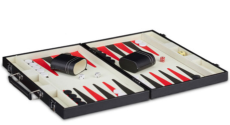 BACKGAMMON Koffer – Bild 2