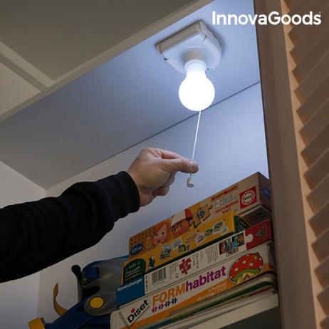 Kabellose Flexible LED LAMPE von InnovaGoods – Bild 5