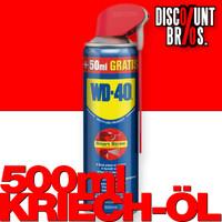 WD-40 das Multifunktionsprodukt Kriechöl 500ml mit Smart Straw  001