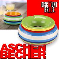 Aschenbecher STURM-ASCHENBECHER aus Keramik Ø13,5cm