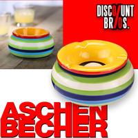 Aschenbecher STURM-ASCHENBECHER aus Keramik Ø10,2cm