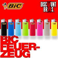 BIC® Einwegfeuerzeug MINI FEUERZEUG farbig 001