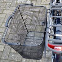 VELOKORB Fahrradkorb seitlich 33×24×32cm