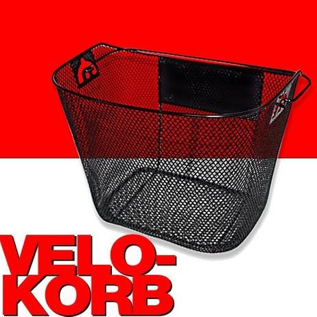 VELOKORB Fahrradkorb mit Easy-Click-System – Bild 1