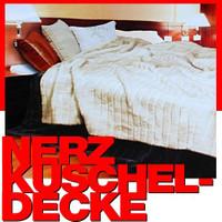 NERZ KUSCHELDECKE Decke in verschiedenen Farben zum HIT-Preis