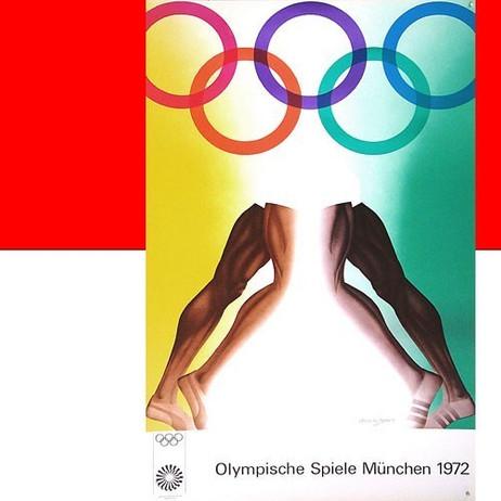 Allen Jones: Olympische Spiele München 1972 in limitierter Auflage – Bild 1