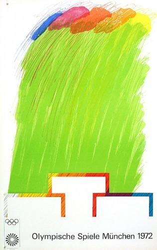 Richard Smith: Olympische Spiele München 1972 in limitierter Auflage – Bild 3