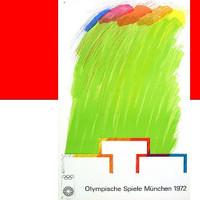 Richard Smith: Olympische Spiele München 1972 in limitierter Auflage 001