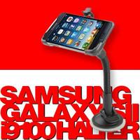 AUTO- / KFZ- HALTER für Windschutzscheibe - SAMSUNG Galaxy S II und i9100