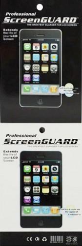 SCHUTZFOLIE für iPhone 3 und 3GS – Bild 2